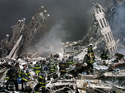 Photo from the September 11 news.